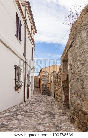 Posada, Lanes Of The Old Town