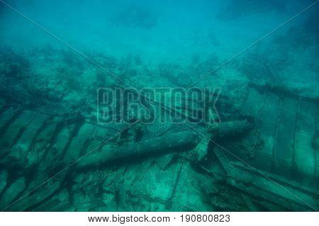 Shipwreck Scuba Adventure