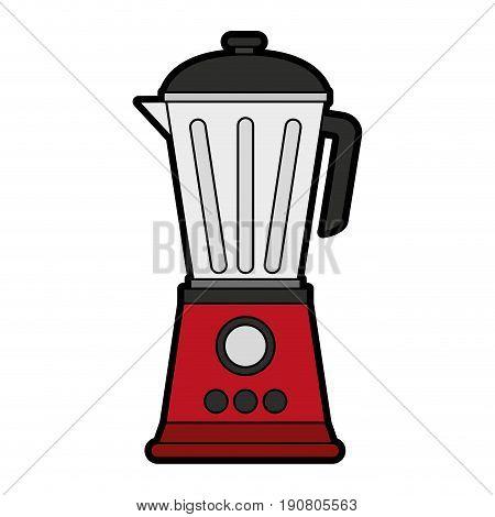blender home electronic appliance icon image vector illustration design
