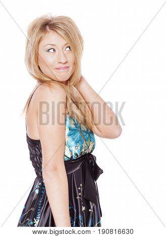 Blond Pretty Woman