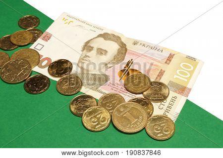 Hryvnia - Ukrainian currency