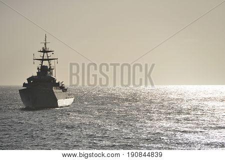 Patrol Ship