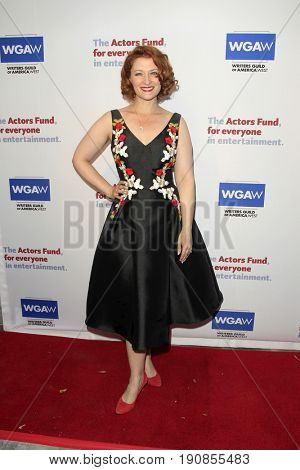LOS ANGELES - JUN 11:  Kerry O'Malley at the Actors Fund's 21st Annual Tony Awards Viewing Party at the Skirball Cultural Center on June 11, 2017 in Los Angeles, CA
