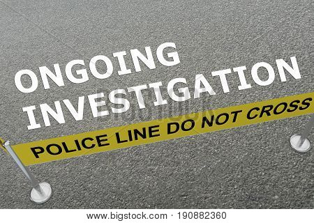 Ongoing Investigation Concept