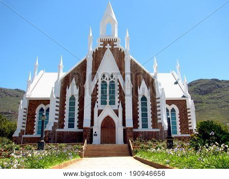 N G CHURCH, PIKETBERG, WESTERN CAPE, SOUTH AFRICA