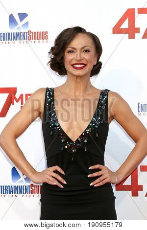 LOS ANGELES - JUN 12:  Karina Smirnoff at the