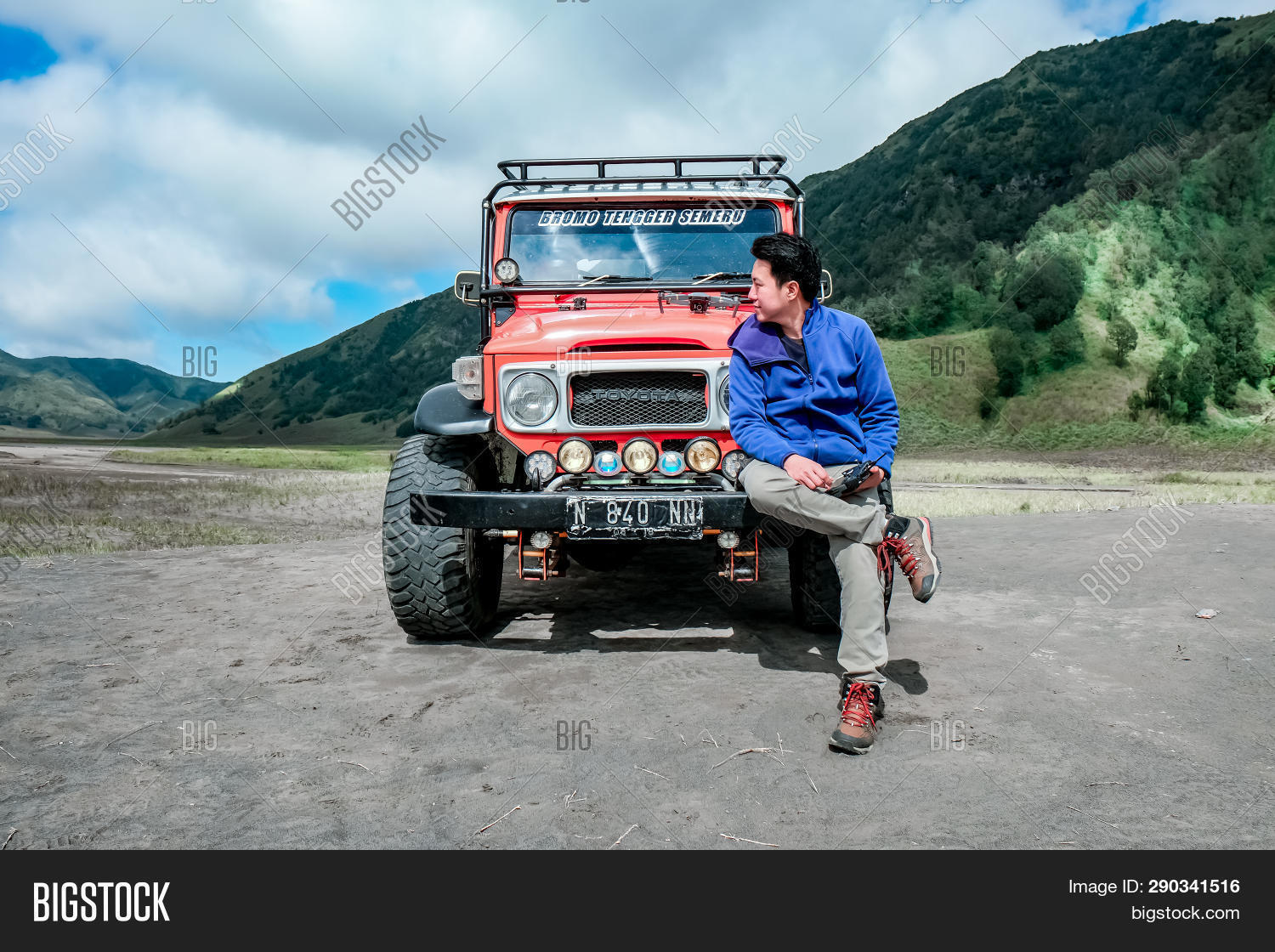 Mt bromo, Pasuruan, Image & Photo (Free Trial) | Bigstock