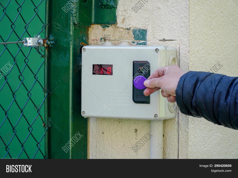 Door Access Control Image & Photo (Free Trial) | Bigstock