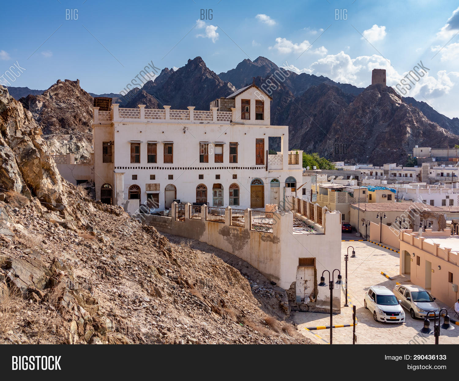 Muscat, Oman - Image & Photo (Free Trial) | Bigstock