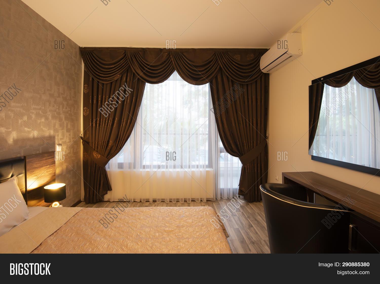 Classy Bedroom Image Photo Free Trial Bigstock