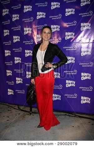 LOS ANGELES - JAN 13:  Sophia Bush arrives at  the