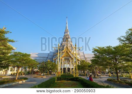 2019-03-09, Wat Sothon Wararam Worawihan Chacheongsao Province, Thailand.