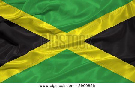 Jamaica Flag 3