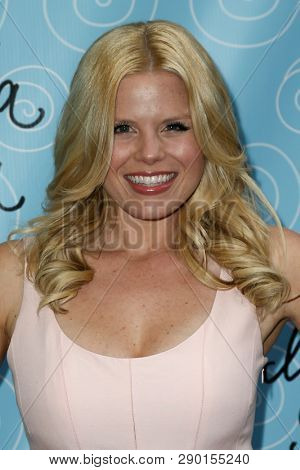 NEW YORK-APR 14: Actress Megan Hilty attends the Broadway opening night for 'It Shoulda Been You' at Brooks Atkinson Theatre on April 14, 2015 in New York City.