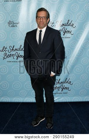 NEW YORK-APR 14: Designer Kenneth Cole attends the Broadway opening night for 'It Shoulda Been You' at Brooks Atkinson Theatre on April 14, 2015 in New York City.