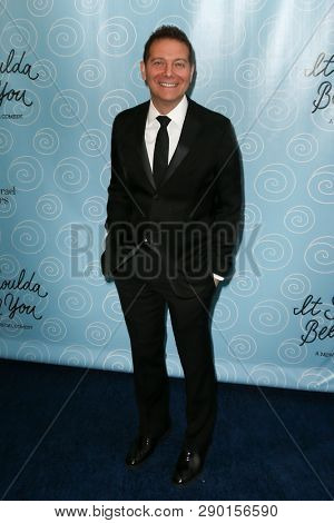 NEW YORK-APR 14: Michael Feinstein attends the Broadway opening night for 'It Shoulda Been You' at Brooks Atkinson Theatre on April 14, 2015 in New York City.