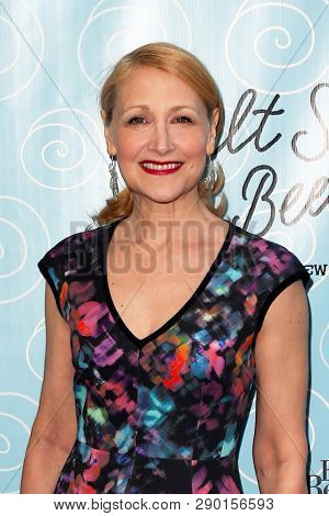 NEW YORK-APR 14: Actress Patricia Clarkson attends the Broadway opening night for 'It Shoulda Been You' at The Edison Ballroom on April 14, 2015 in New York City.