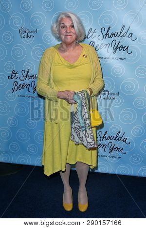 NEW YORK-APR 14: Actress Tyne Daly attends the Broadway opening night for 'It Shoulda Been You' at The Edison Ballroom on April 14, 2015 in New York City.