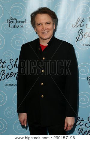 NEW YORK-APR 14: Actor Charles Busch attends the Broadway opening night for 'It Shoulda Been You' at Brooks Atkinson Theatre on April 14, 2015 in New York City.