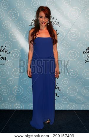 NEW YORK-APR 14: Actress Sierra Boggess attends the Broadway opening night for 'It Shoulda Been You' at The Edison Ballroom on April 14, 2015 in New York City.