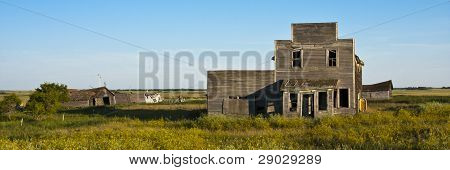 Abandoned General Store