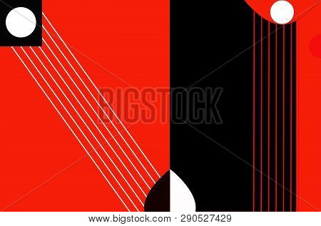 Bright color background in avant-garde style. Texture units for celebration and advertising. poster