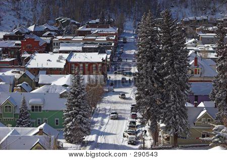 Winter In Smalltown