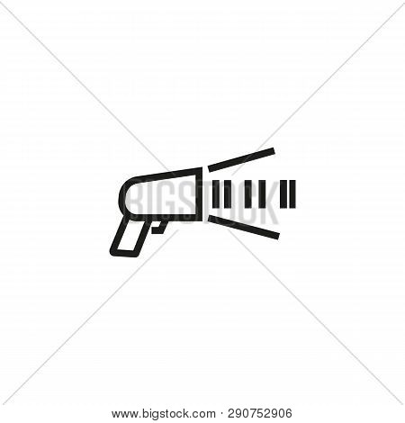 Barcode Scan Line Vector & Photo (Free Trial) | Bigstock
