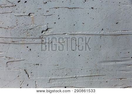 Vintage Painted Wooden Background Texture Of Wooden Weathered Rustic Wall With Peeling Paint. Empty