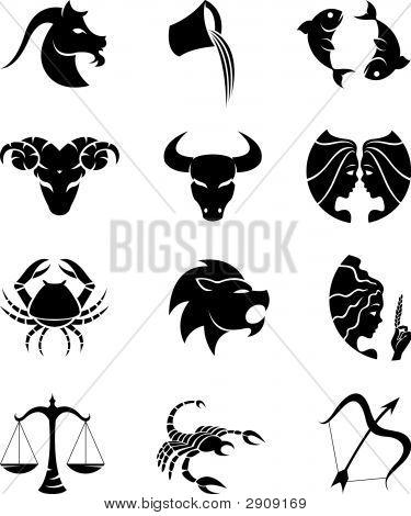 Zodiac Star Signs