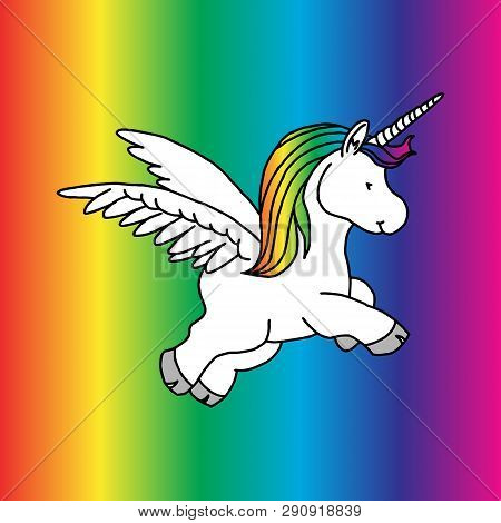 Create Your Own Unicorn - Big Vector Collection. Unicorn Constructor. Cute Unicorn Face. Unicorn Det