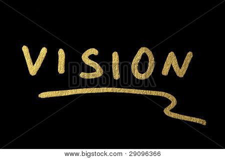 Vision Text Conception