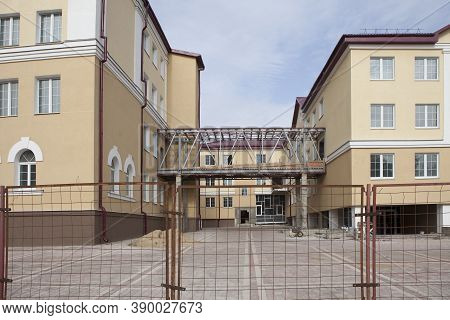 Overhaul Of A Municipal Building, School Or Hospital, Government Agency.