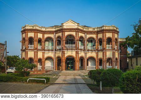 Tainan County Magistrate Residence In Tainan, Taiwan