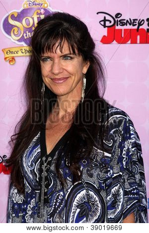 LOS ANGELES - NOV 10:  Jennifer Hale arrives at the