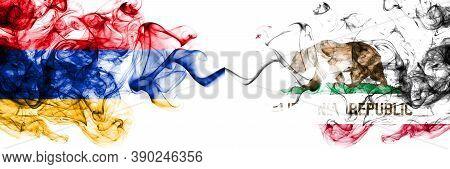 Armenia Vs United States Of America, America, Us, Usa, American, California, Californian Smoky Mysti