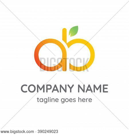 Logo Design About Fresh Fruit Store Or Any Company That Related With Fresh Fruit Or Nature, Vector I
