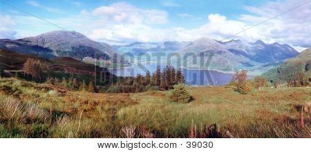Mainland From Skye