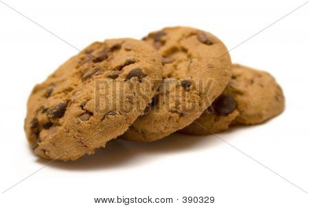 Bunch Of Chocolate Chip Cookies