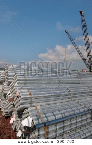 Steel Piping