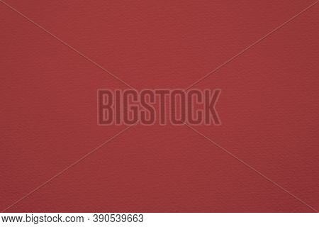 Blank Red Paper Texture Background, Art And Design Background