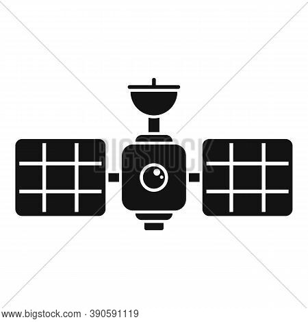 Tower Satellite Icon. Simple Illustration Of Tower Satellite Vector Icon For Web Design Isolated On
