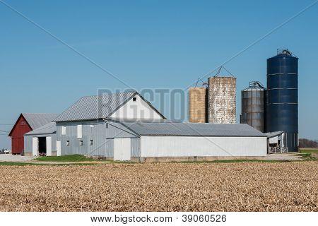 Modern Ohio Farm
