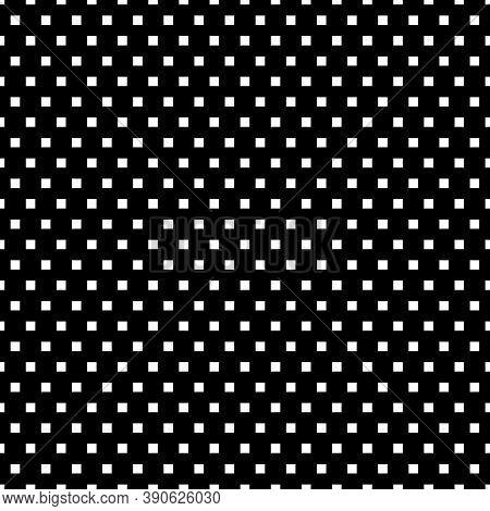 Squares Seamless Pattern. Checks Ornament. Tiles Wallpaper. Ethnic Motif. Quadrangles Backdrop. Geom