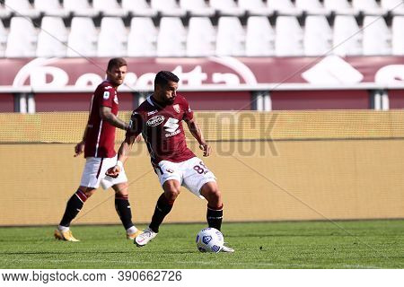 Torino, Italy. 18th October 2020. Tomas Rincon  Of Torino Fc In Action   During The Serie A Match  B