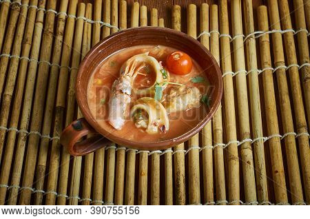 Bengali  Yoghurt Seafood Sauce