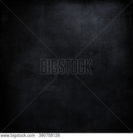 Dark grunge style texture background with scratches and stains