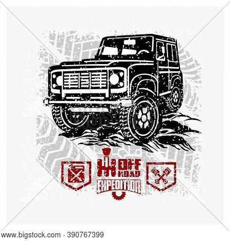 Off Road Car - Pick-up Truck 4x4 Suv