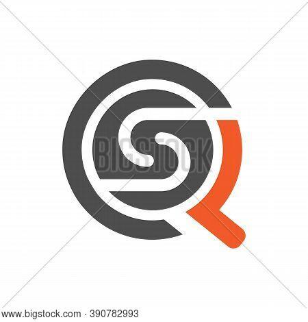 Creative Modern Design Letter S In Modern Style For Your Best Business Symbol. Vector Illustration E