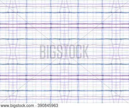 Blue And Green Tartan Prints. Seamless Checkered Design. Scottish Picnic Pattern. Hipster Retro Text
